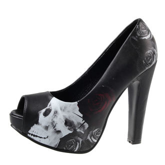 topánky (črievice) dámske METAL MULISHA - MYSTERIOUS PUMP, METAL MULISHA