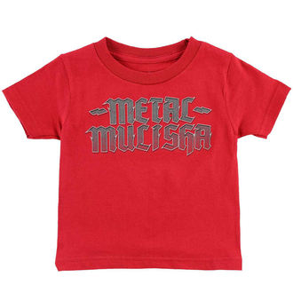 tričko detské METAL MULISHA - FRONT, METAL MULISHA