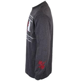 tričko pánske s dlhým rukávom METAL MULISHA - VAPER, METAL MULISHA