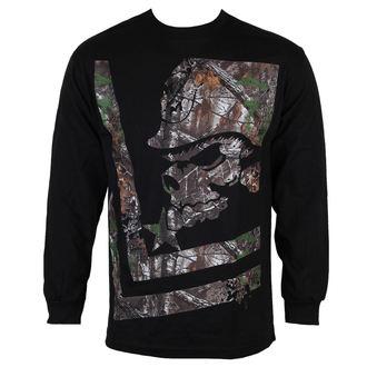 tričko pánske s dlhým rukávom METAL MULISHA - TRAIL, METAL MULISHA