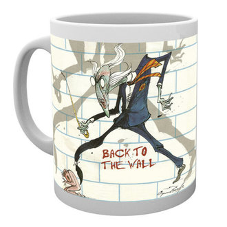 hrnček Pink Floyd - The Wall Back To The Wall - GB posters, GB posters, Pink Floyd