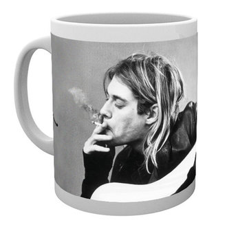 hrnček Kurt Cobain - Smoking - GB posters, GB posters, Nirvana