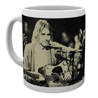 hrnček Kurt Cobain - Unplugged - GB posters, GB posters, Nirvana
