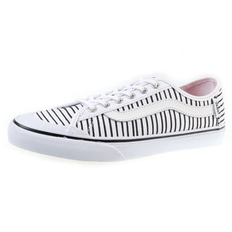topánky dámske VANS - Black Guľa SF - Justr Stripes, VANS