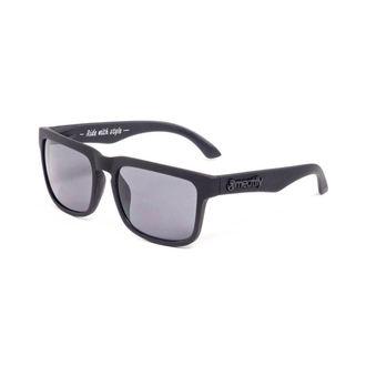okuliare slnečné MEATFLY - Východ slnka - F - Black, MEATFLY