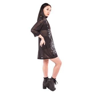 šaty dámske IRON FIST - Wishbone Mesh - Cover Up - Black, IRON FIST