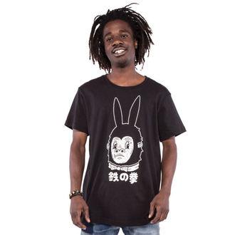 tričko pánske IRON FIST - Gogo-Gorilla - Black, IRON FIST
