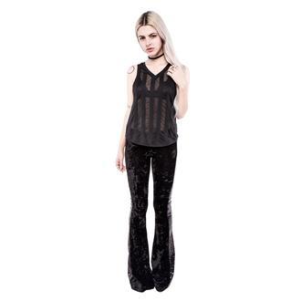 nohavice dámske IRON FIST - Janis - Black - LIC004045