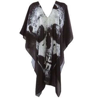 tričko dámske (pončo) IRON FIST - Loose Tooth - Black, IRON FIST