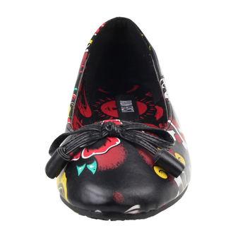 topánky dámske (balerínky) IRON FIST - Mexican Moon - Leopard, IRON FIST