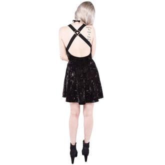 šaty dámske IRON FIST - London - Black, IRON FIST