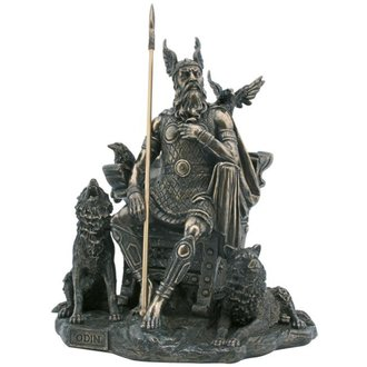 dekorácia Odin