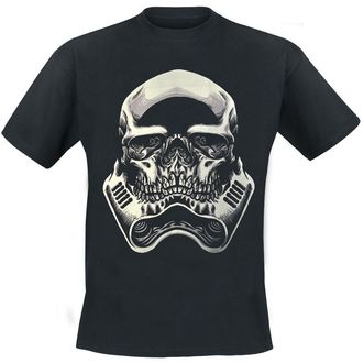 tričko pánske HEARTLESS - Skull Trooper - Black, HEARTLESS