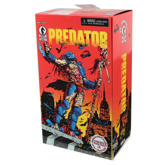 figúrka Predator - 25th Anniversary Dark Horse Comic Book, NECA