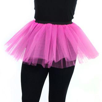 sukňa dámska POIZEN INDUSTRIES - Cor Tutu- Dark Pink, POIZEN INDUSTRIES