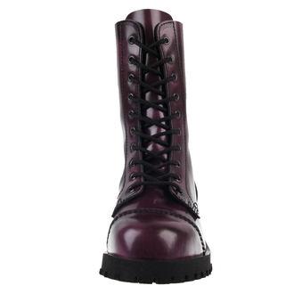 topánky NEVERMIND - 10 dierkové - Lilac, NEVERMIND