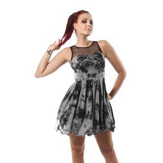 šaty dámske POIZEN INDUSTRIES - Vera - Black/Grey, POIZEN INDUSTRIES