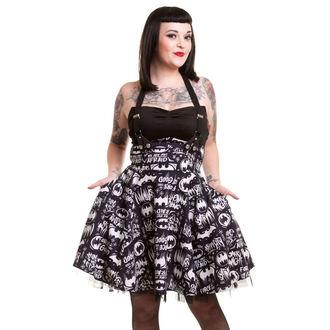 šaty dámske BATMAN - Graffiti - Batman - Black