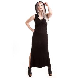 šaty dámske VIXXSIN - Night Vision - Black