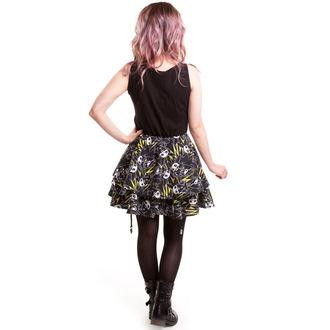 šaty dámske CUPCAKE CULT - Thunder Skater - Black, CUPCAKE CULT