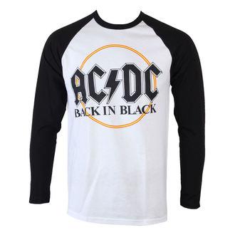 tričko pánske s dlhým rukávom AC/DC - Back in Black - RAZAMATAZ, RAZAMATAZ, AC-DC