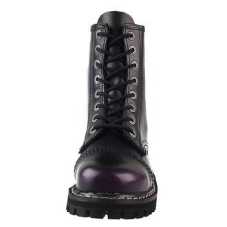 topánky KMM 8 dierkové - Deep Purple, KMM