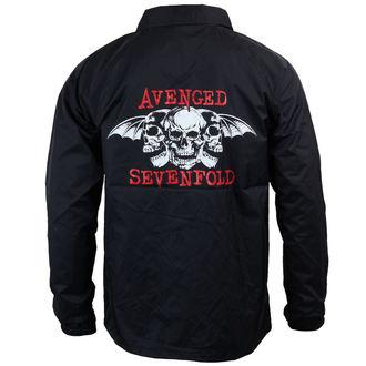 bunda pánska jarno/jesenná Avenged Sevenfold - deadHead - BRAVADO