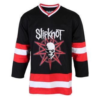 tričko pánske (dres) s 3/4 rukávom Slipknot - Skull Hockey - BRAVADO, BRAVADO, Slipknot