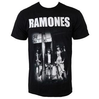 tričko pánske Ramones - Legends CBGB - BRAVADO, BRAVADO, Ramones