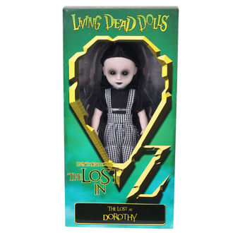 bábika LIVING DEAD DOLLS - The Lost as Dorothy, LIVING DEAD DOLLS