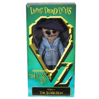 bábika LIVING DEAD DOLLS - Purdy as The Scarecrow, LIVING DEAD DOLLS