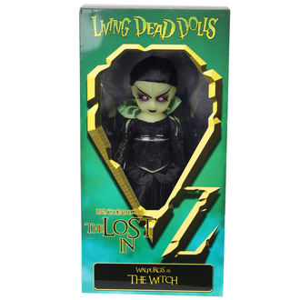 bábika LIVING DEAD DOLLS - Walpurgis as The Witch, LIVING DEAD DOLLS
