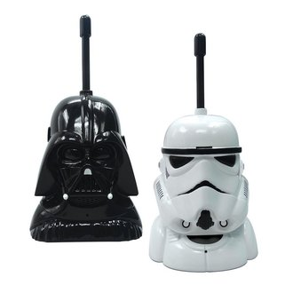 vysielačka Star Wars - Darth Vader & Stormtrooper, NNM