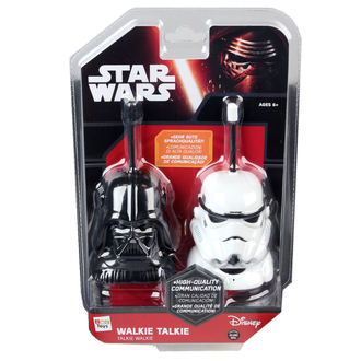 vysielačka Star Wars - Darth Vader & Stormtrooper