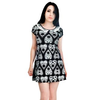 šaty dámske TOO FAST - Planchettes - Black, TOO FAST