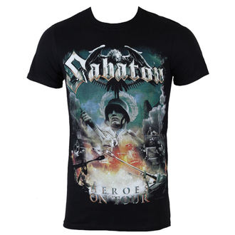 tričko pánske Sabaton - Heroes on prehliadka - NUCLEAR BLAST, NUCLEAR BLAST, Sabaton