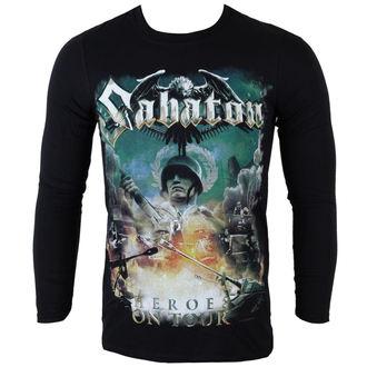 tričko pánske s dlhým rukávom Sabaton - Heroes on Tour - NUCLEAR BLAST, NUCLEAR BLAST, Sabaton