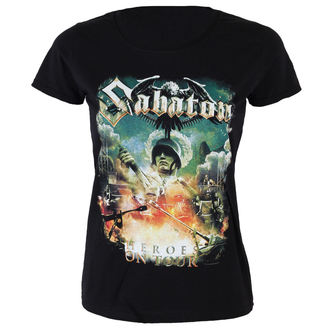 tričko dámske Sabaton - Heroes on prehliadka - NUCLEAR BLAST, NUCLEAR BLAST, Sabaton