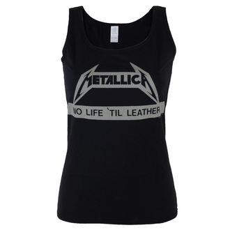tielko dámske Metallica - No Life - Black - LIVE NATION, LIVE NATION, Metallica