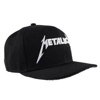 šiltovka Metallica - Logo - Black - LIVE NATION, NNM, Metallica