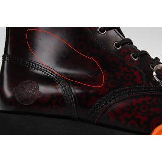 topánky NEVERMIND - 10 dierkové - Roldana - POŠKODENÉ, NEVERMIND