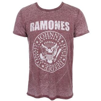 tričko pánske Ramones - Presidential Seal - ROCK OFF, ROCK OFF, Ramones