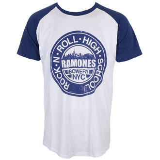 tričko pánske Ramones - Bowery Nyc - ROCK OFF, ROCK OFF, Ramones