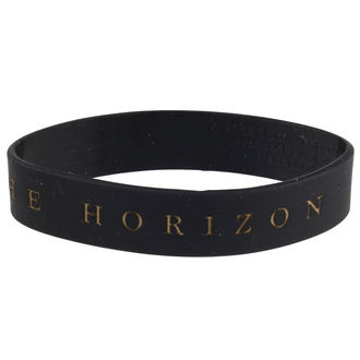 náramok Bring Me The Horizon - Logo - ROCK OFF, ROCK OFF, Bring Me The Horizon