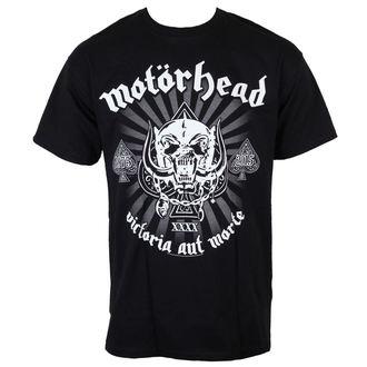 tričko pánske Motörhead - Victoria Aut Morte - ROCK OFF, ROCK OFF, Motörhead