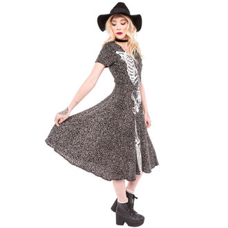 šaty dámske IRON FIST - Death Breath - Black, IRON FIST