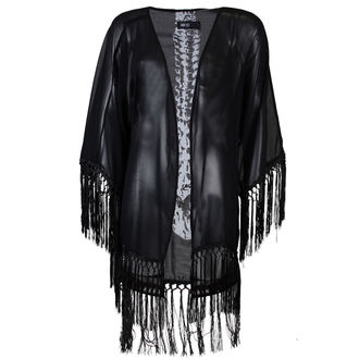 košele dámska IRON FIST - Spineless Kimono - Black, IRON FIST