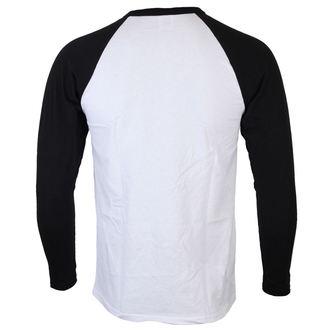 tričko pánske s dlhým rukávom Iron Maiden - Axe - Raglan Baseball - ROCK OFF