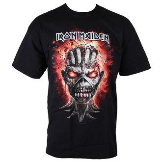 tričko pánske Iron Maiden - Eddie - Exploding Head - BLK - ROCK OFF, ROCK OFF, Iron Maiden