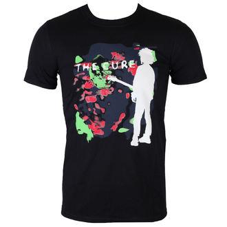 tričko pánske The Cure - Boys Don´t Cry - BLK - ROCK OFF, ROCK OFF, Cure